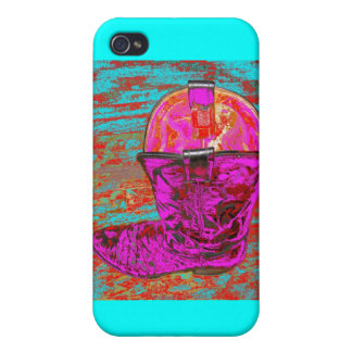 Hot Pink Cowboy Boot Iphone4 Case