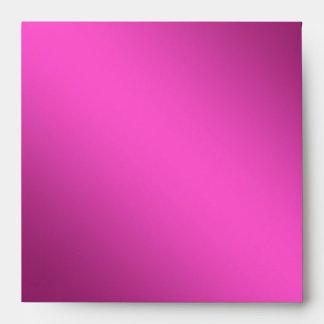 Hot Pink Envelope