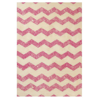 hot pink,faux glitter,girly,teen,chevron,zigzag,pa wood poster