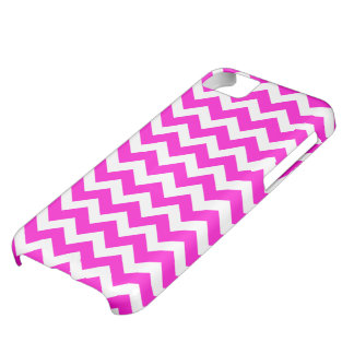 Hot Pink Fluorescent Pink iPhone 5C Cases