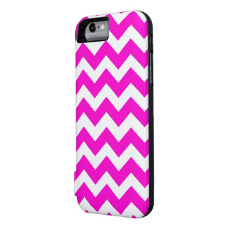Hot Pink Fluorescent Pink iPhone 6 Case