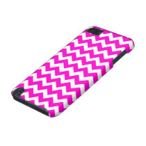 Hot Pink Fluorescent Pink iPod Touch 5G Cover