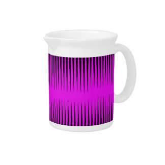 Hot Pink Frequency Pitcher