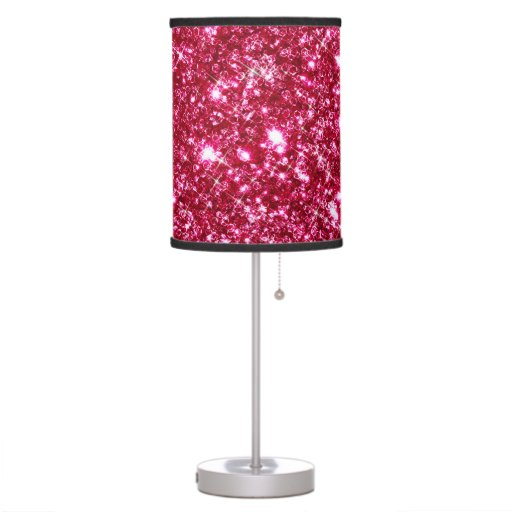 Pink desk lamps image yvotubecom for Pink camo floor lamp