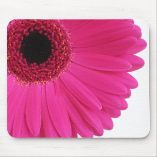 Hot Pink Gerbera Mouse Pad