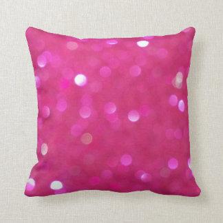 Hot Pink Pillows Hot Pink Throw Pillows Zazzle