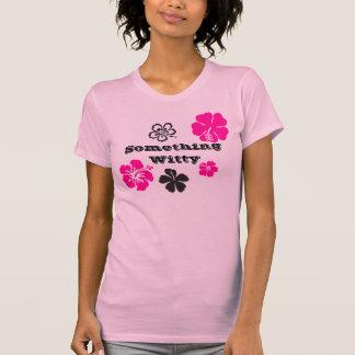 Hot Pink Hawaiian Flower Custom Shirt