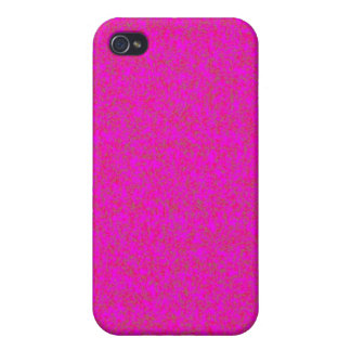 Hot Pink I iPhone 4 Cover