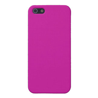 Hot Pink iPhone 4 Speck iPhone 5 Cases