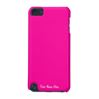 Hot Pink iPod Touch Case