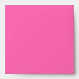 Hot Pink Little Bones Envelopes