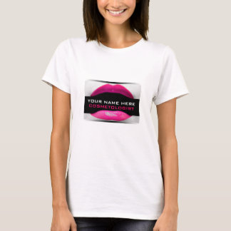 Hot Pink MakeUp Artist T-Shirts