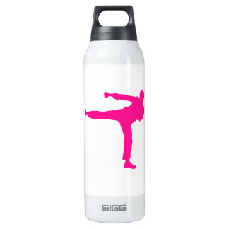 Hot Pink Martial Arts SIGG Thermo 0.5L Insulated Bottle