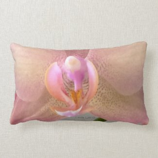 Hot Pink Mess Pillow