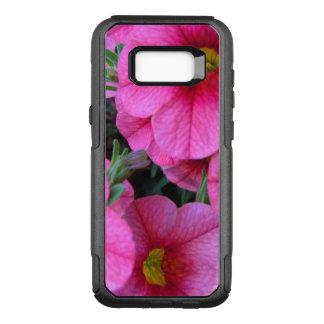 Hot Pink Million Bells OtterBox Commuter Samsung Galaxy S8+ Case