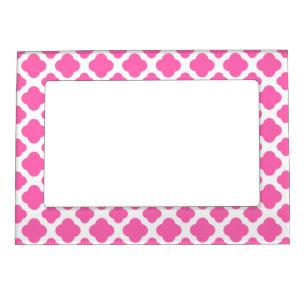 quatrefoil picture frames zazzle
