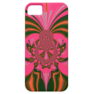Hot Pink Red Golden Green iPhone SE/5/5s Case
