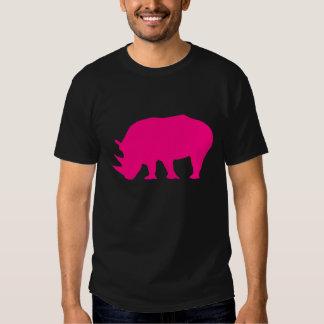 Hot Pink Rhino Shirt