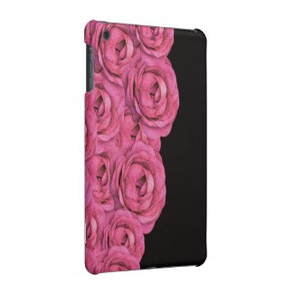 Hot Pink Roses iPad Mini Case