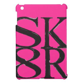 Hot Pink SK8R Mini iPad Cover