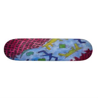 Hot Pink Skate Decks
