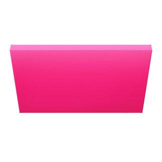 Hot Pink Sky Canvas Print