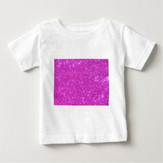 Hot Pink Sparkle Glittery CricketDiane Art Infant T-shirt