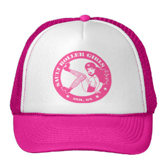 Hot Pink SRG Hats