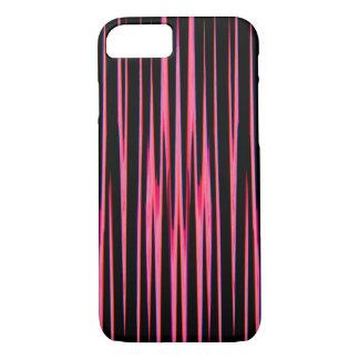 HOT PINK TILE (an abstract art design) ~ iPhone 8/7 Case