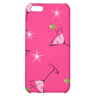 Hot Pink Tini Cover For iPhone 5C