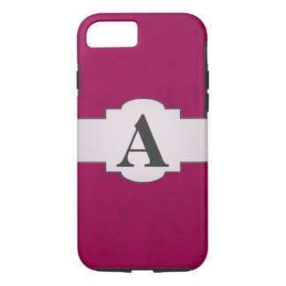 Hot Pink Velvet Girls Night Custom Home Casino iPhone 7 Case