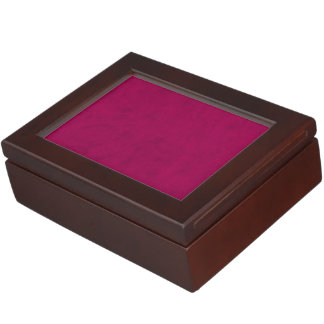 Hot Pink Velvet Girls Night Custom Home Casino Memory Box
