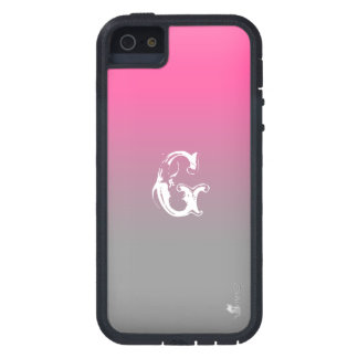 Hot Pink Vista Ombre iPhone SE/5/5s Case
