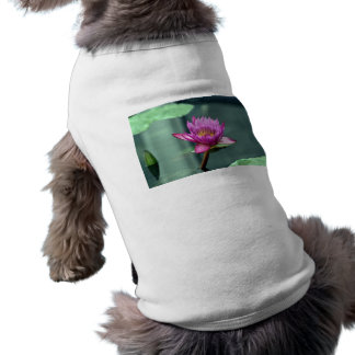 Hot Pink Water Lily T-Shirt