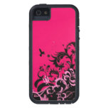 Hot Pink Waves Case-Mate iPhone 5/5s Case