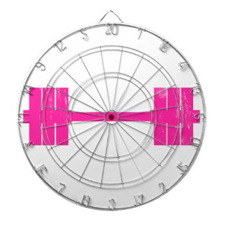 Hot Pink Weight Dartboard