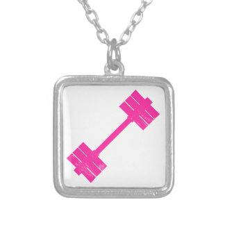 Hot Pink Weight Jewelry