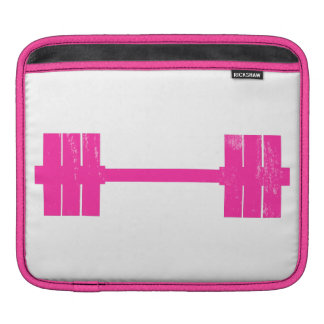 Hot Pink Weight Sleeve For iPads