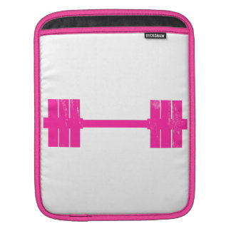 Hot Pink Weight Sleeves For iPads