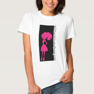 HOT PINK WUP-T TEE SHIRT