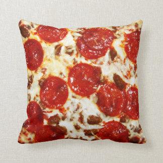 Hot Pizza Meme Pillow