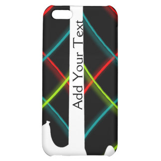 Hot Pop Color Guitar Business iPhone 5C Covers
