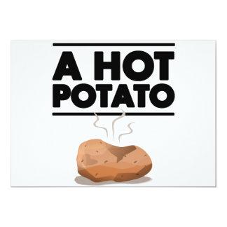 Hot Potato Card
