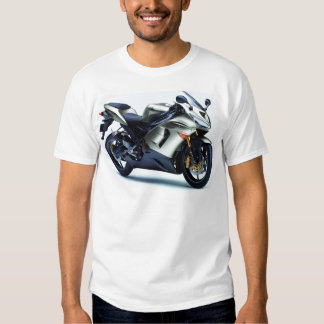 HOT RACING MOTORCYCLE. CRISP AND FAST T-SHIRT