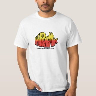 Hot Rap Mix Graffiti hotrapmix.com T-Shirt