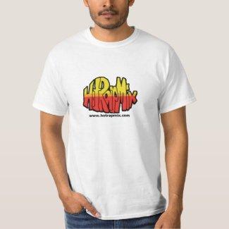 Hot Rap Mix Graffiti hotrapmix.com T-Shirt