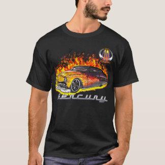 Hot Real Flame Merc-w/10yr logo T-Shirt