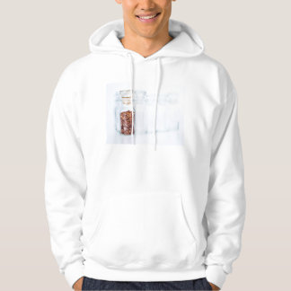 Hot Red Pepper Spice In a Glass Bottle Hoodie