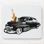 Hot Ride Mousepad