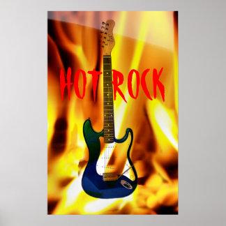 Hot Rock Poster